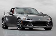 Mazda MX-5 RF giá từ 550 triệu đồng sẽ được bán rộng rãi