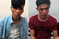 Tin tức - Bắt khẩn cấp 2 thanh niên trộm hơn 1 tỉ đồng rồi chia nhau tiêu Tết