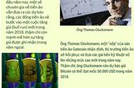 """Những dự báo """"sốc"""" về tiền ảo trong năm 2018"""