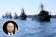 Tin thế giới - Nga triển khai 20 tàu chiến đến biển Baltic để 'dằn mặt' NATO