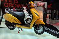 Cận cảnh chiếc xe tay ga của Honda giá chỉ 18 triệu đồng