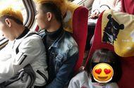 Tin thế giới - Hai lao động Việt nhường ghế cho trẻ em trên chuyến tàu tết tại Đài Loan gây xúc động