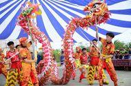 Tin trong nước - Chùm ảnh: Lễ hội Cầu Bông tại làng rau Trà Quế