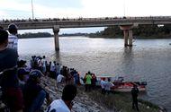 Tin tức - Bị mẹ mắng, thanh niên 20 tuổi nhảy xuống sông Dinh mất tích
