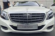 Tin tức - Hé lộ chủ nhân siêu xe Maybach S600 Pullman hơn 12 tỷ đồng vừa cập cảng TP.HCM