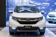 Tin tức - Honda CR-V 2018 có giá tương đương với phiên bản thái cho dù bị rút gọn nhiều linh kiện