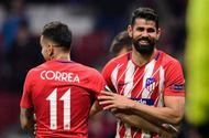 Tin tức - Tiếp đón người Nga, Atletico Madrid đặt một chân vào tứ kết Europa League
