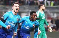 Tin tức - Clip AC Milan 0-2 Arsenal: Thầy trò Wenger trút giận