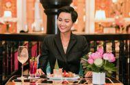 Đời sống - Tân Hoa hậu hoàn vũ H'Hen Niê trải nghiệm ẩm thực ấn tượng tại Khu nghỉ dưỡng mới đẳng cấp nhất thế giới