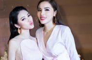 """Kỳ Duyên sang chảnh đến dự sinh nhật """"tiểu thư hội con nhà giàu Việt"""" Jolie Nguyễn"""