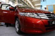 Triệu hồi hơn 1.500 xe Honda City tại Việt Nam