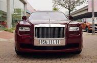 Chiếc siêu xe Rolls-Royce 11 tỷ đồng bán trên vỉa hè