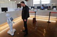 Tin tức - Cận cảnh Robot siêu thông minh có thể thay thế nhân viên lễ tân