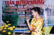 Cần biết - Nữ Hoàng Trần Huyền Nhung giao lưu thơ, nhạc ở chùa Vân Sơn cùng đại đức Thích Vạn Thuận
