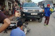 Tin tức - Hà Nội: Điều tra vụ tai nạn giao thông khiến bé 7 tuổi tử vong