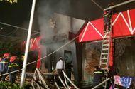Tin tức - Hiện trường vụ cháy quán Five Beer Club ở Hải Phòng