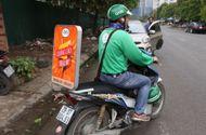 Tin tức - Quảng cáo trên xe máy có phải xin giấy phép?