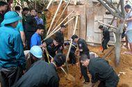 Tin tức - Sạt lở đất vùi lấp 4 người, 3 người chết ở Lào Cai