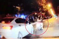 Tin tức - Video: Xe máy kẹp 3 lạng lách, tạt đầu ô tô