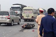 Tin tức - Tai nạn liên hoàn trên QL10, một người tử vong tại chỗ