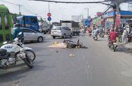 Tin tức - Bị kẹp giữa hai ô tô trọng tải lớn, người đàn ông tử vong dưới bánh xe đầu kéo