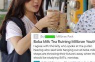 """Tin tức - Phụ huynh Mỹ lo sợ trà sữa trân trâu """"hủy hoại"""" tương lai con mình"""