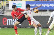 Cầm hòa U19 Hàn Quốc tại giải tứ hùng quốc tế, HLV Hoàng Anh Tuấn nói gì?