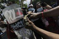 Tin thế giới - Một phóng viên bị bắn chết khi đang truyền hình trực tiếp bạo động tại Nicaragua