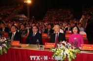 Tin tức - Tổng Bí thư Nguyễn Phú Trọng dự Lễ Kỷ niệm 1050 năm Nhà nước Đại Cồ Việt