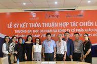 Giáo dục - Hướng nghiệp - Đại Học Đại Nam hợp tác chiến lược cùng Ms Hoa Toeic nâng cao trình độ tiếng Anh cho sinh viên