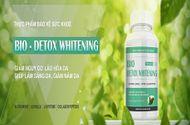Sản phẩm - Dịch vụ - Bio Detox Whitening gia nhập thị trường viên uống trắng da an toàn