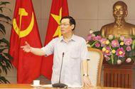 Tin tức - Phó Thủ tướng nhắc nhở 3 bộ chậm giải ngân đầu tư công