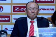 """HLV Park Hang Seo: """"Đội tuyển Việt Nam không ngại đối đầu với Thái Lan tại AFF Cup"""""""