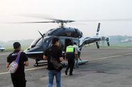 """Các đại gia ở Indonesia tránh cảnh tắc đường bằng """"taxi trực thăng"""""""