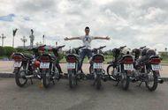 """Thiếu gia 9x Bắc Ninh rao bán dàn xe Honda Dream biển """"tứ quý 9999"""" giá 1,13 tỷ đồng"""