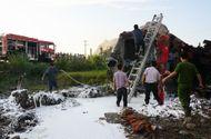 Tin tức - Khởi tố hình sự vụ lật tàu hỏa chở 400 người ở Thanh Hóa