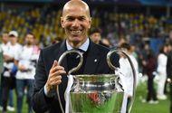 Vô địch Champions League, HLV Zidane nói gì?