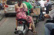 """Tin tức - Kỳ lạ: Loạt tài xế bỗng dưng đeo khẩu trang để """"giữ sức khỏe"""" cho biển số"""
