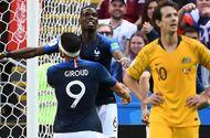 Tin tức - Thi đấu quả cảm, đội tuyển Australia vẫn ngậm ngùi nhận thất bại trước Pháp