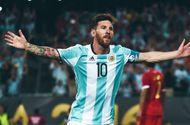 """Tin tức - Trận Argentina - Iceland: Bảng D World Cup 2018 mong chờ Messi """"khai hỏa"""""""