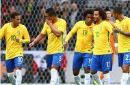 """Tin tức - Brazil – Thụy Sĩ: Neymar sẵn sàng """"bắn phá"""" sau tiếng gọi của Ronaldo?"""