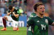 Tin tức - World Cup 2018: Chicharito khóc nức nở trên sân sau khi thắng Đức