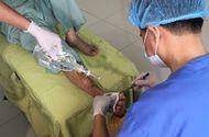 Tin tức - Lười uống thuốc, bệnh nhân tiểu đường phải cắt bỏ ngón chân