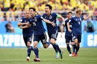 Nhật Bản đánh bại Colombia: World Cup 2018 ngày càng khó lường