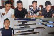 Tin tức - Bắt giữ băng nhóm cho vay tín dụng, chuyên dùng súng bắn vào nhà dân