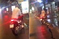 """Tin tức - Video: Thanh niên say rượu, lái xe """"đảo như rang lạc"""" khiến người đi đường khiếp vía"""
