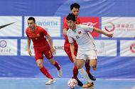 """Đội tuyển futsal Việt Nam """"nhấn chìm"""" chủ nhà Trung Quốc tại giải Tứ hùng"""