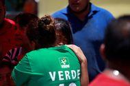 Tin tức - Đang xem trận Mexico – Hàn Quốc, hơn 10 người bị bắn chết