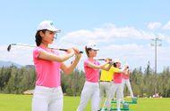 Thể thao - 30 người đẹp HHVN làm quen với môn thể thao quý tộc