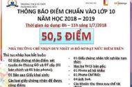Tin tức - Sở GD-ĐT Hà Nội: Yêu cầu trường Tạ Quang Bửu hoàn trả lệ phí khi thí sinh rút hồ sơ